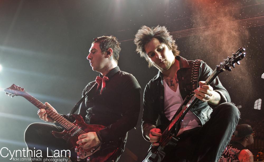 Rockstar Uproar Festival 2010 – Edmonton, AB