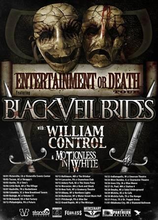Entertainment or death tour