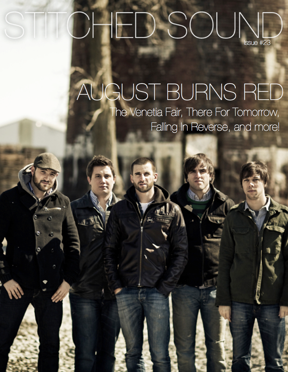 Issue #23: August Burns Red