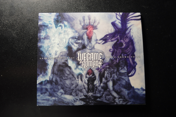 We Came As Romans CD Giveaway