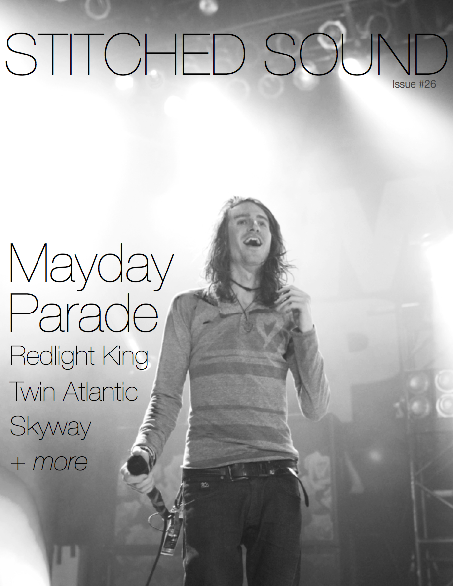ISSUE #26: Mayday Parade