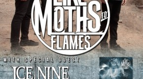 Like Moths To Flames and Ice Nine Kills Canadian tour dates