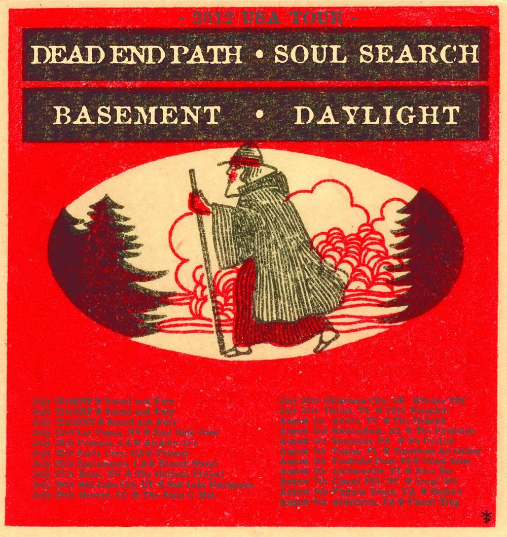 basement summer tour dates