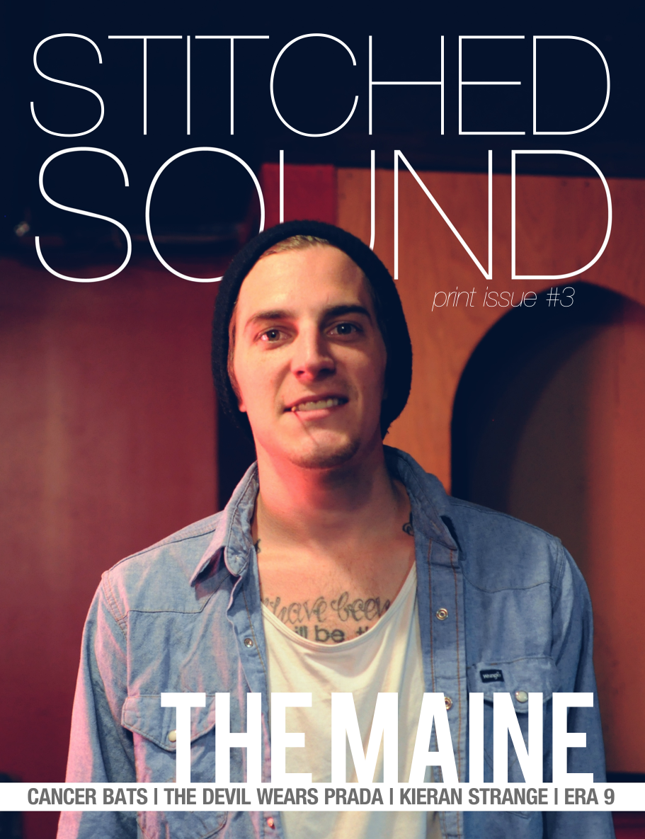Print Issue #3: The Maine