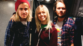 Stitched Sound Print Issue #5: Tonight Alive