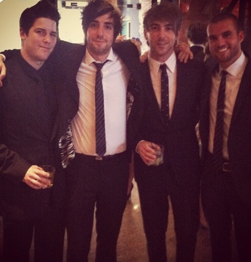 All Time Low Postpone Shows + Working On New Music