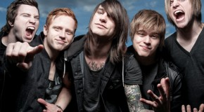 Blessthefall Finish Recording New Album