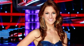 Cassadee Pope Performs New Song