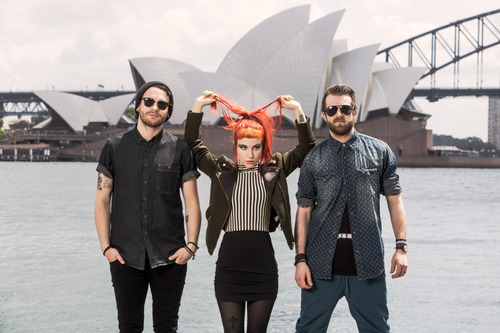 hayley williams releases studio recording video � stitched