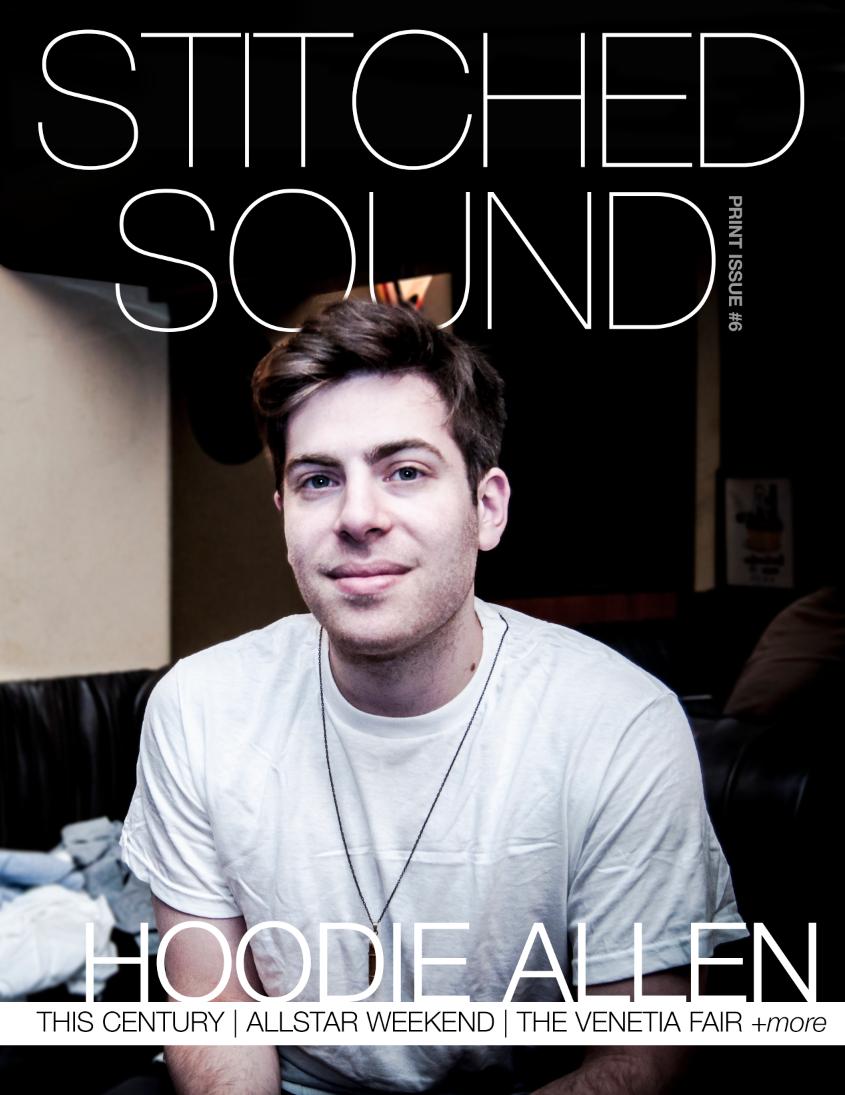 Print Issue #6: Hoodie Allen