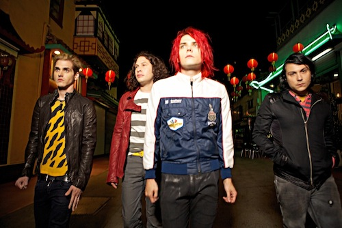 My Chemical Romance Biography Due Out This Fall