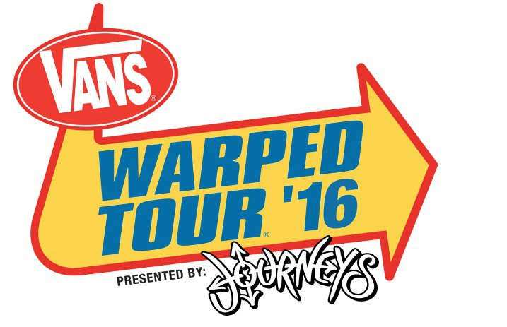 The Road To Warped Tour Lineup Announced