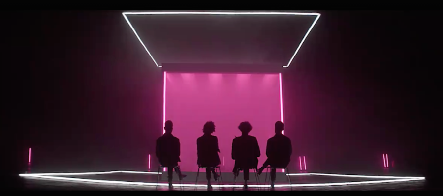 """The 1975 release new music video for """"The Sound"""""""