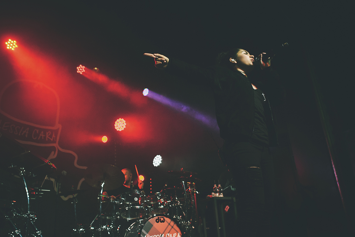 Alessia Cara // Know-It-All Tour // Detroit 1.30.16