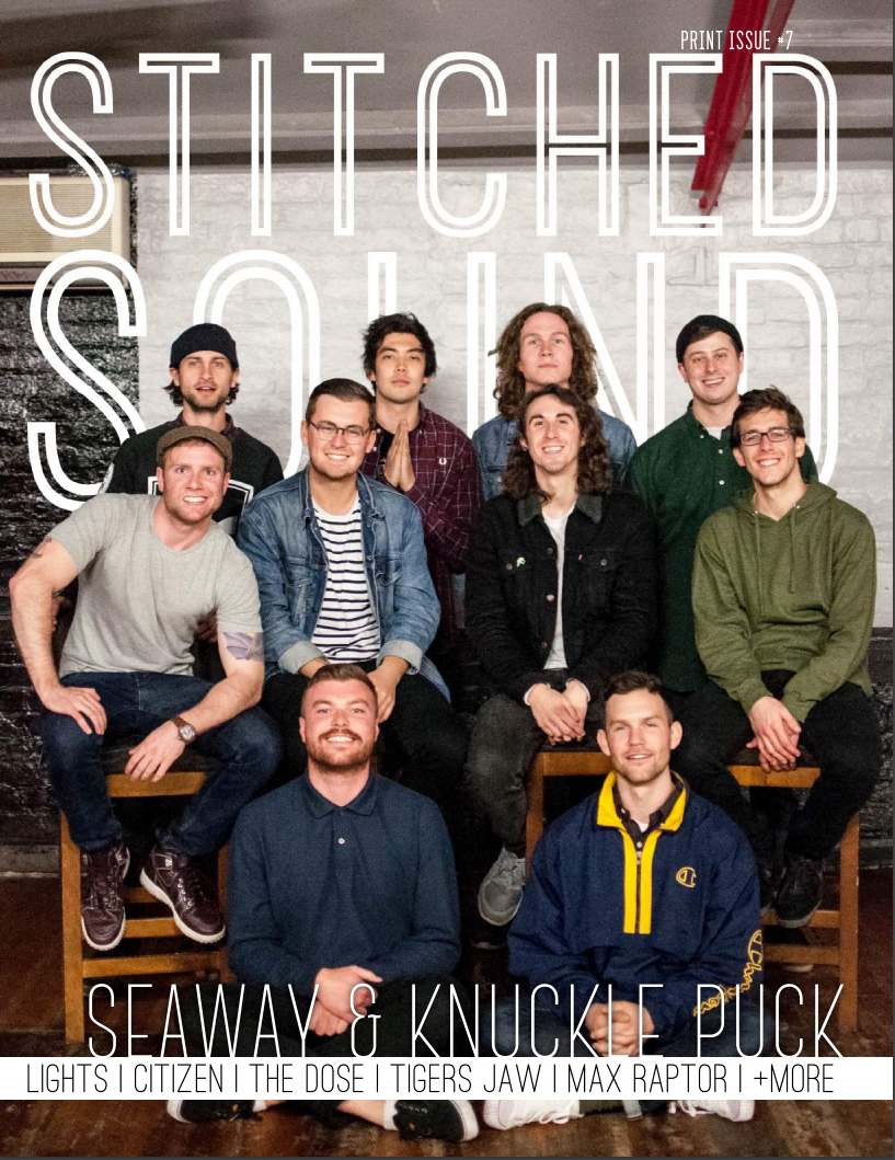 Print Issue #7: Seaway and Knuckle Puck