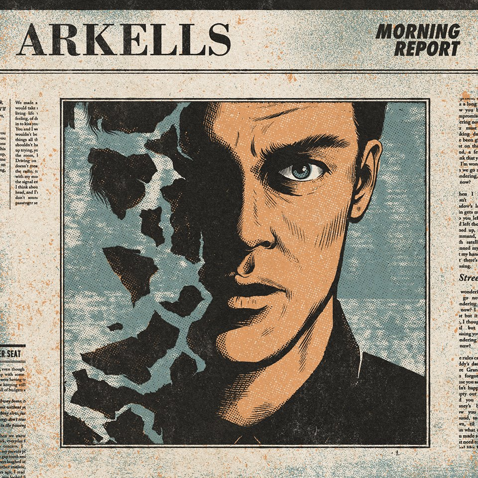 Arkells announce new album, 'Morning Report'