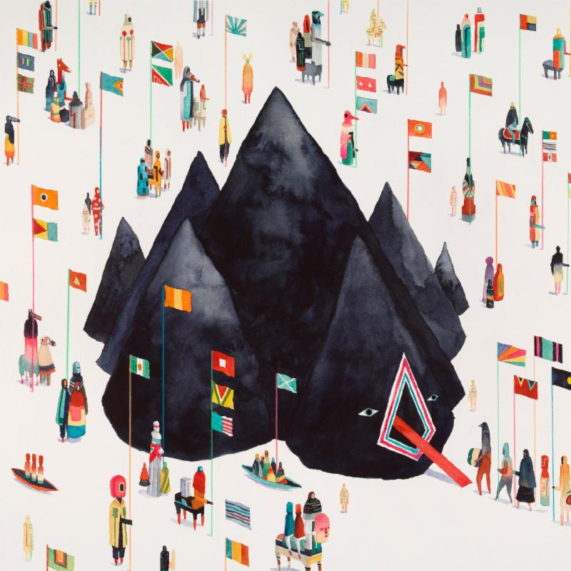 """Young The Giant release new single """"Something To Believe In"""""""