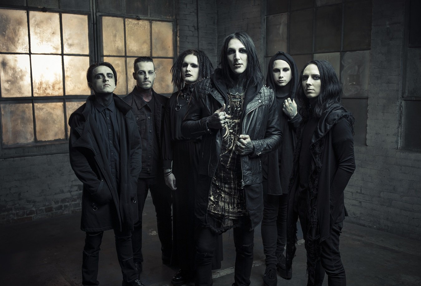 """Motionless In White release """"570"""" music video"""