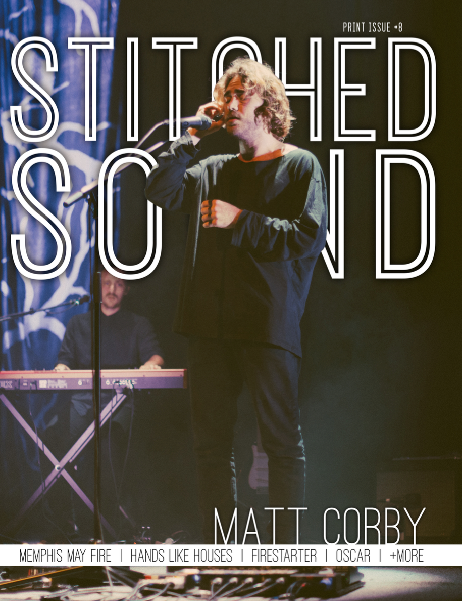 Print Issue #8: Matt Corby