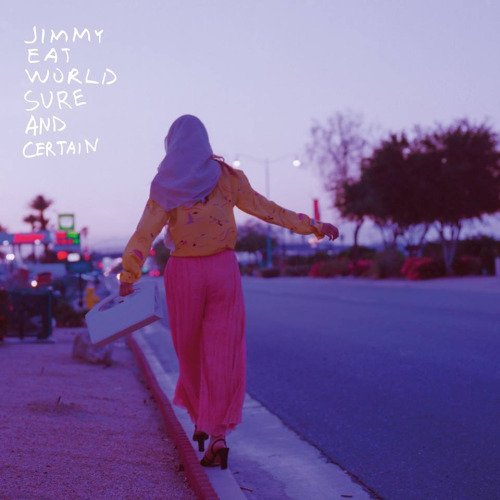 """Jimmy Eat World release new song, """"Sure and Certain"""""""
