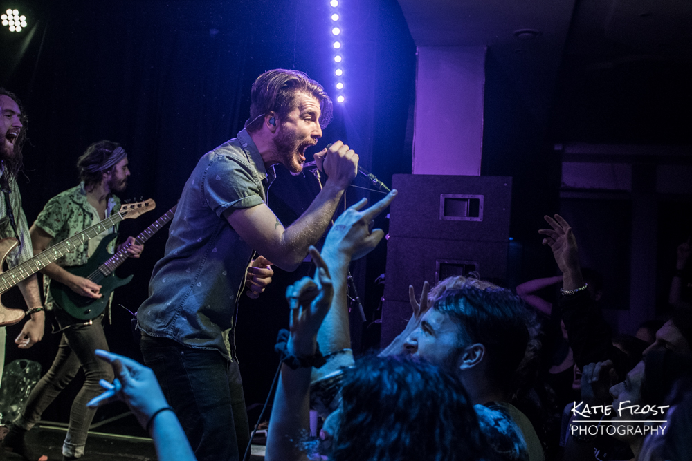 Fizzy Blood – Hands Like Houses // London, UK 10.27.16