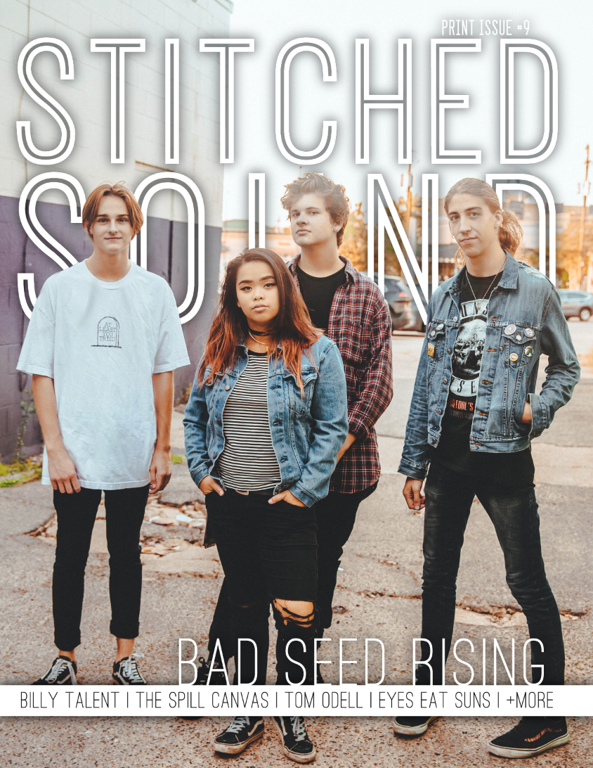 Stitched Sound Print Issue #9