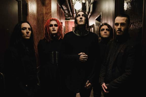 """Motionless In White debut new song, """"Eternally Yours"""""""