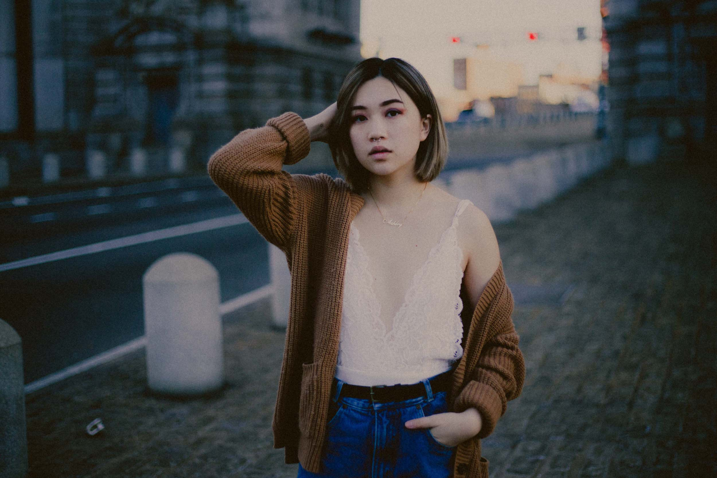 Behind The Lens With Ashley Yu