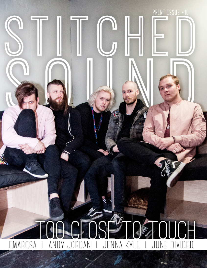 Print Issue #10: Too Close To Touch