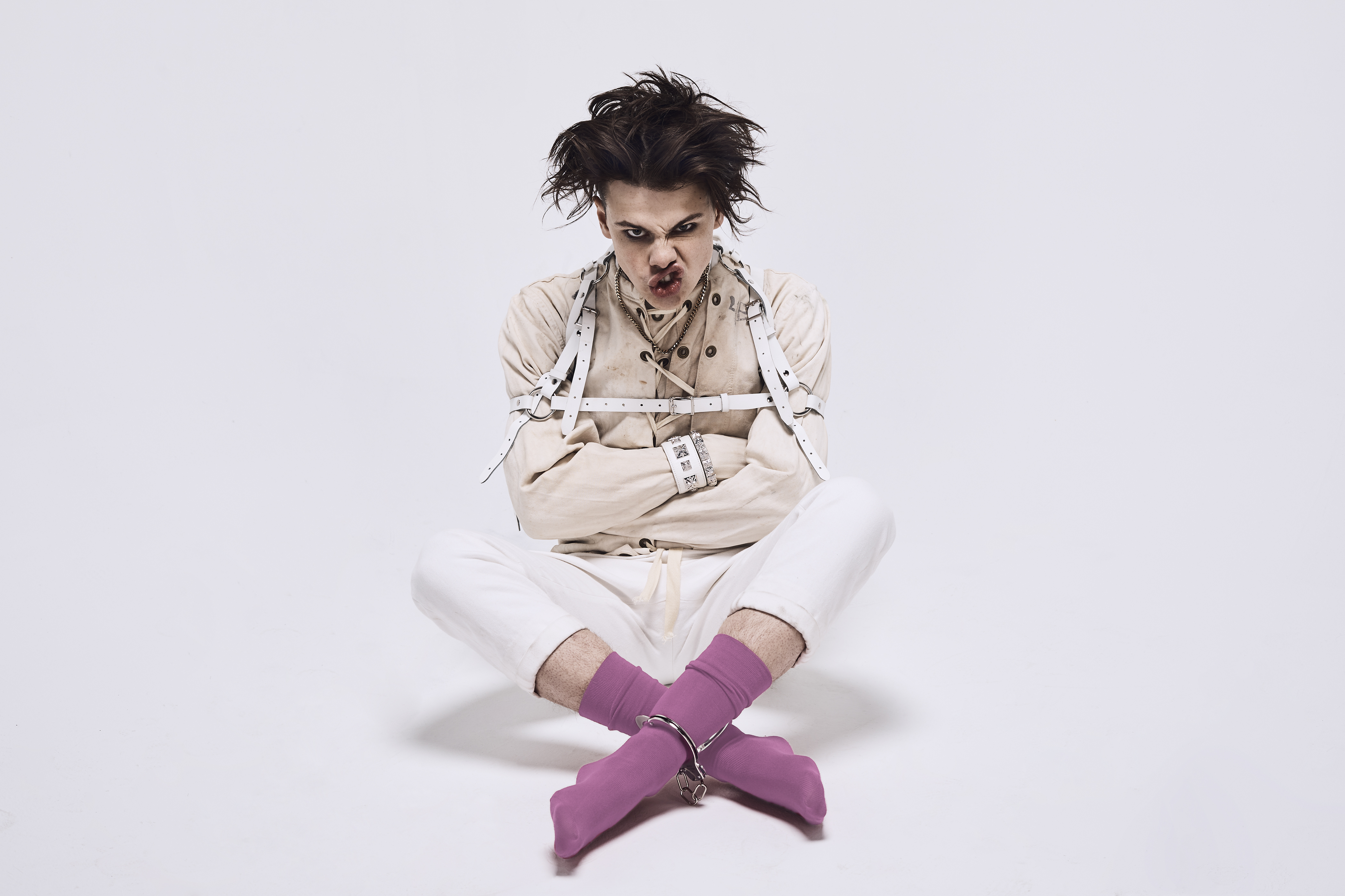 Yungblud discusses his new album, empowering his fans and what's next