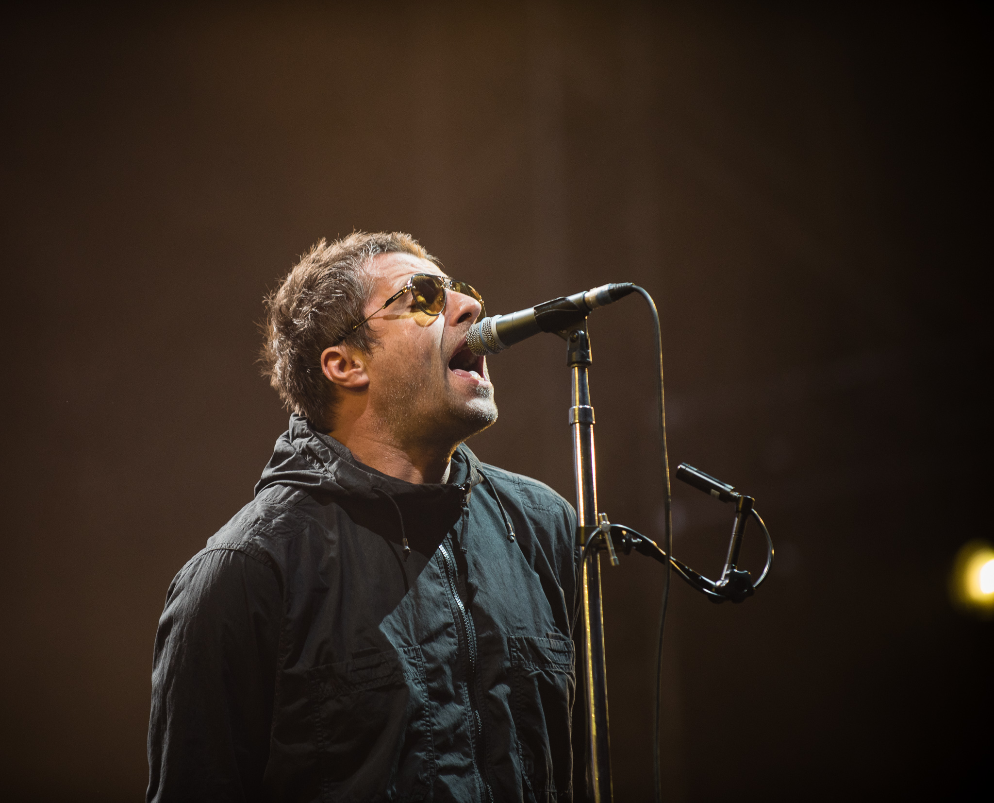 Liam Gallagher – Twisted Soul – Bugzy Malone – Richard Ashcroft // Manchester, UK 8.18.18