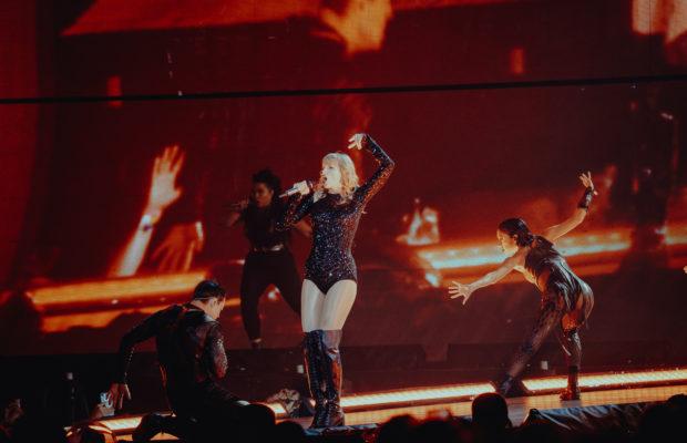 Taylor Swift I Did Something Bad Detroit Live