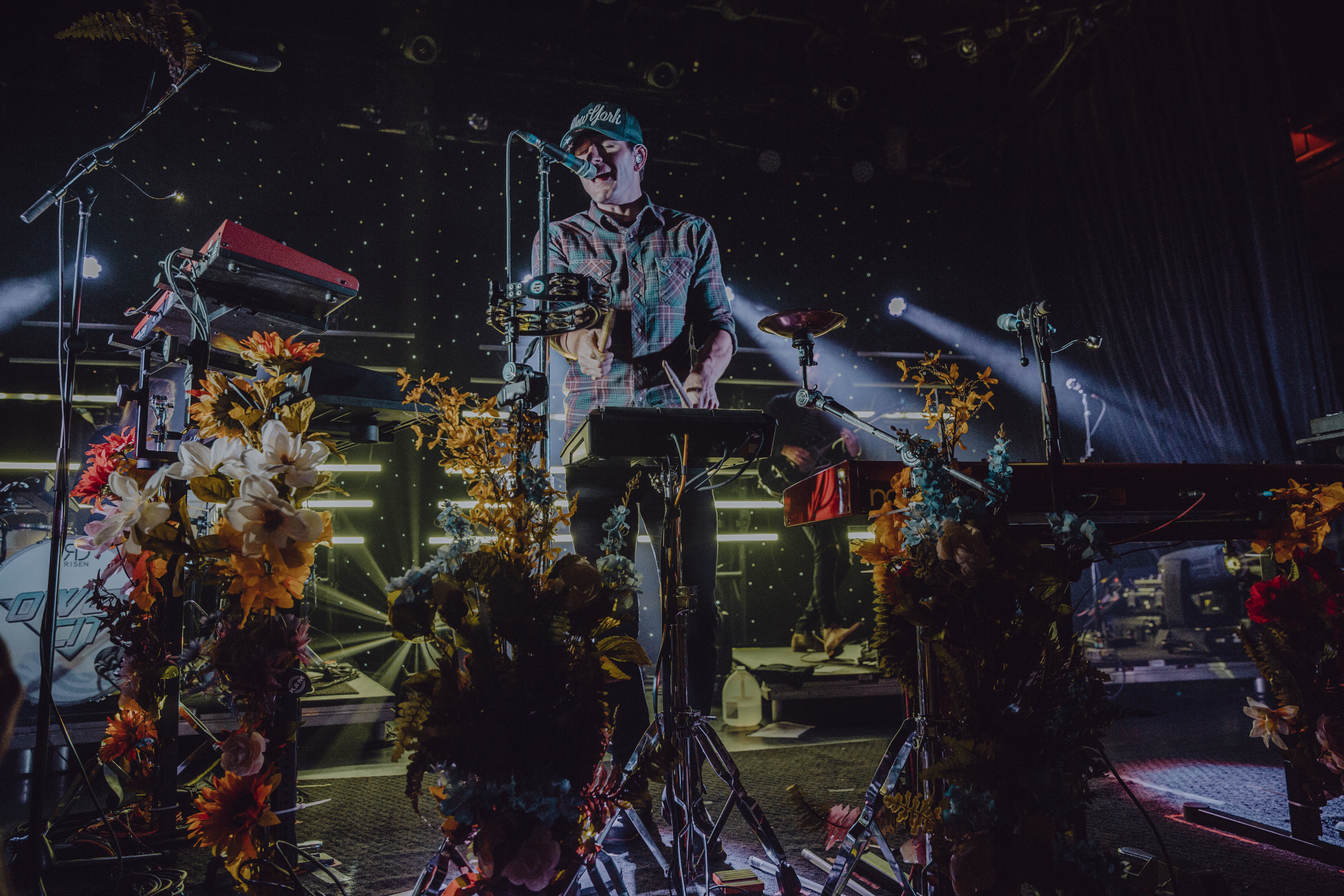 Owl City – Matthew Thiessen and the Earthquakes // New York
