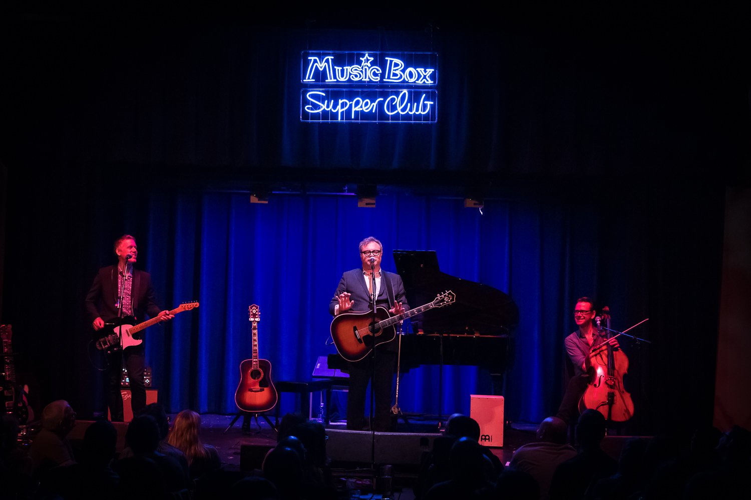 Steven Page Trio // Cleveland, OH // 10.11.2018