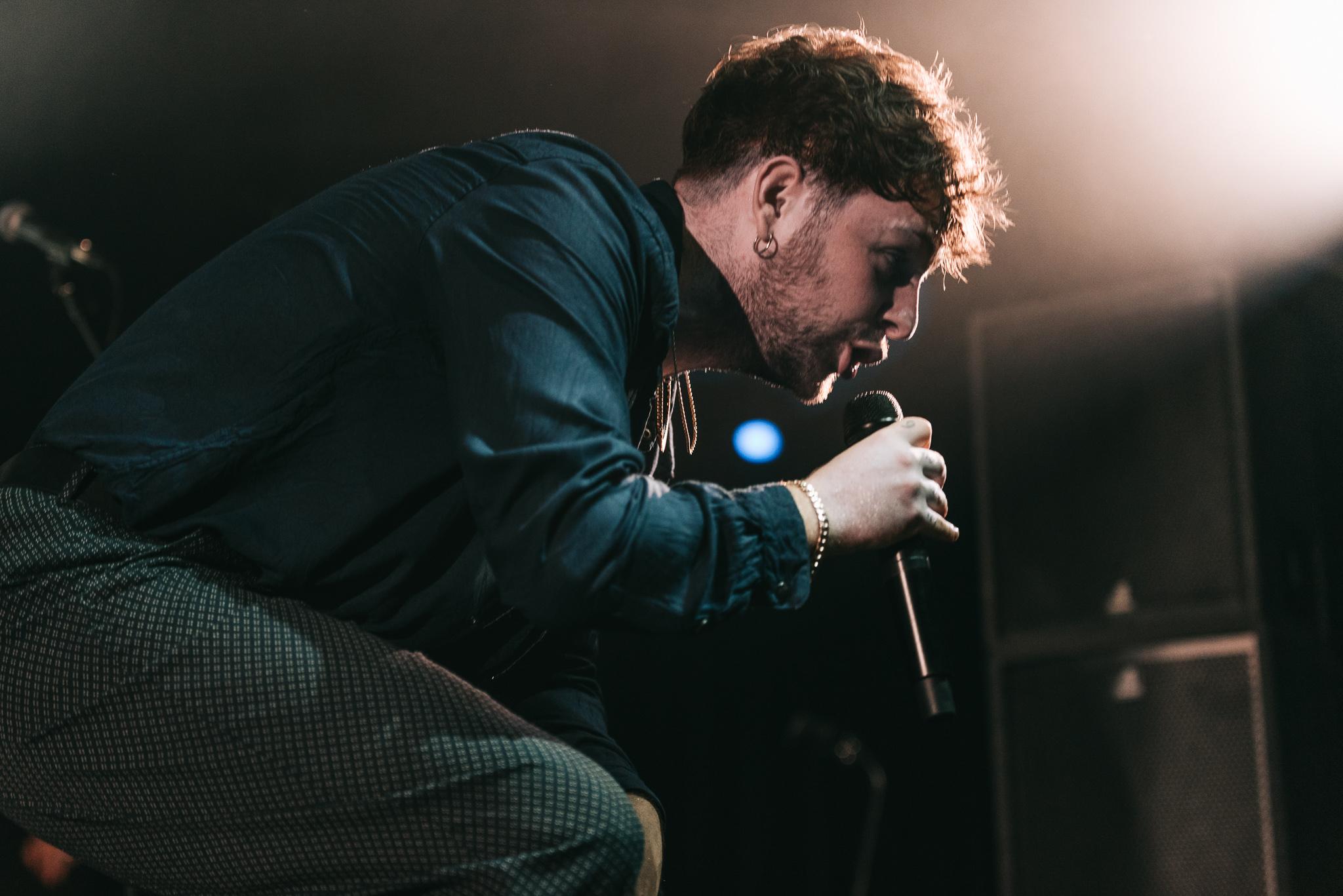Tom Grennan – Elli Ingram – Everything is Imagined – Manchester,UK 12.10.18