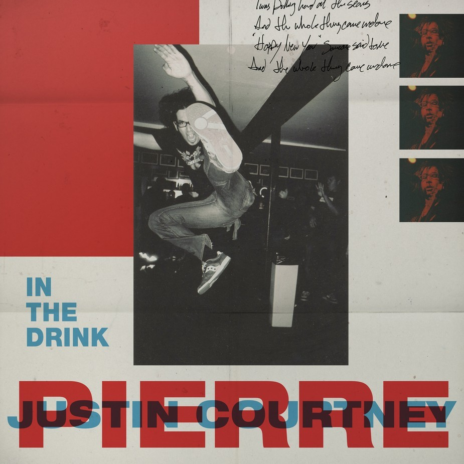 """Album Review: Justin Courtney Pierre """"In The Drink"""""""