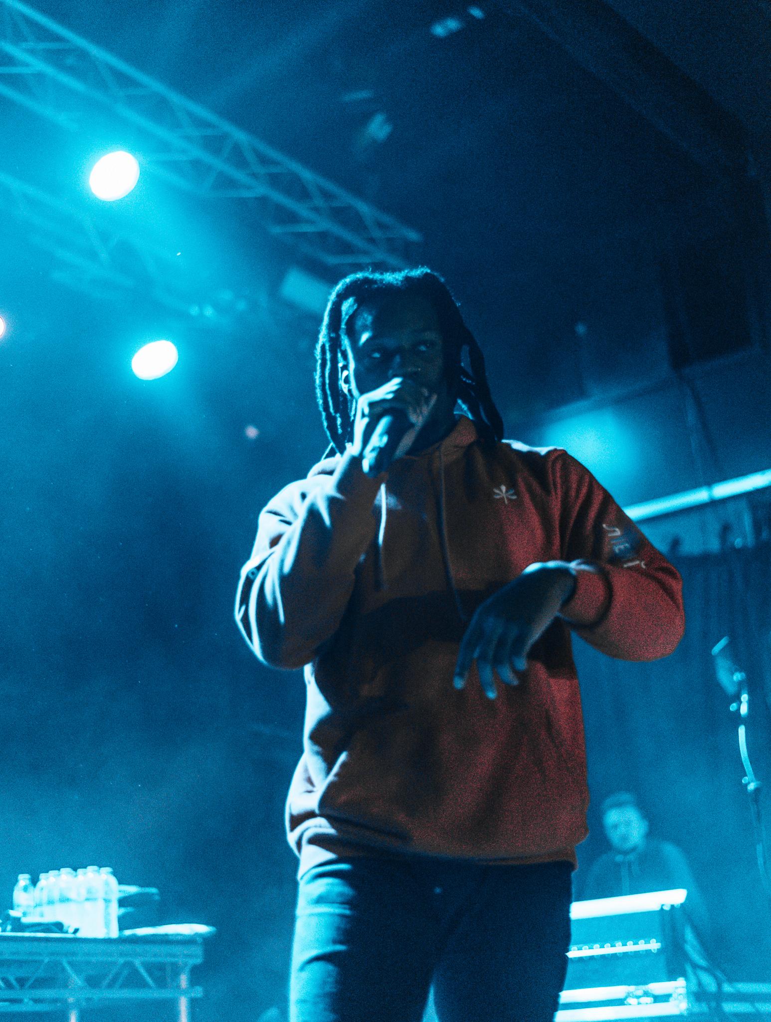 Denzel Curry – IDK // Manchester,UK 12.12.18