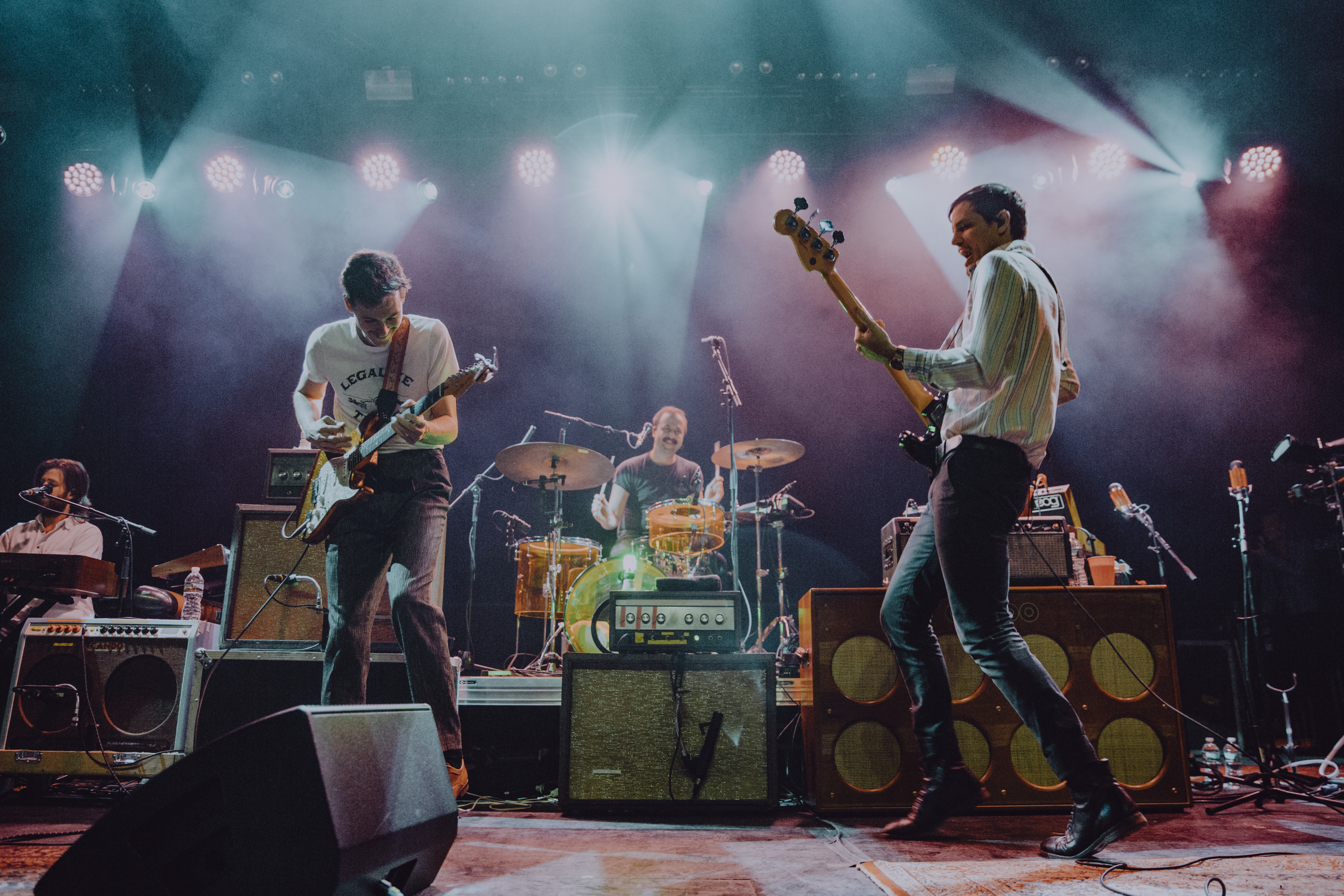 Houndmouth – Ben Kweller – Modern Love Child // Brooklyn, NY 2.19.19