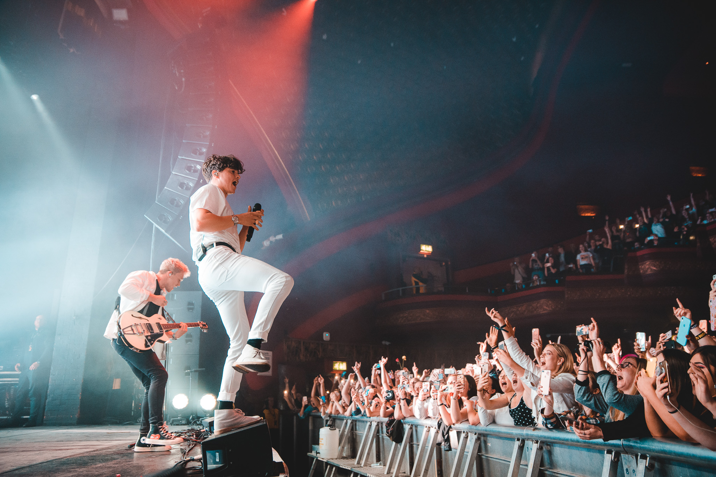 The Vamps // Manchester, UK // 05.18.2019