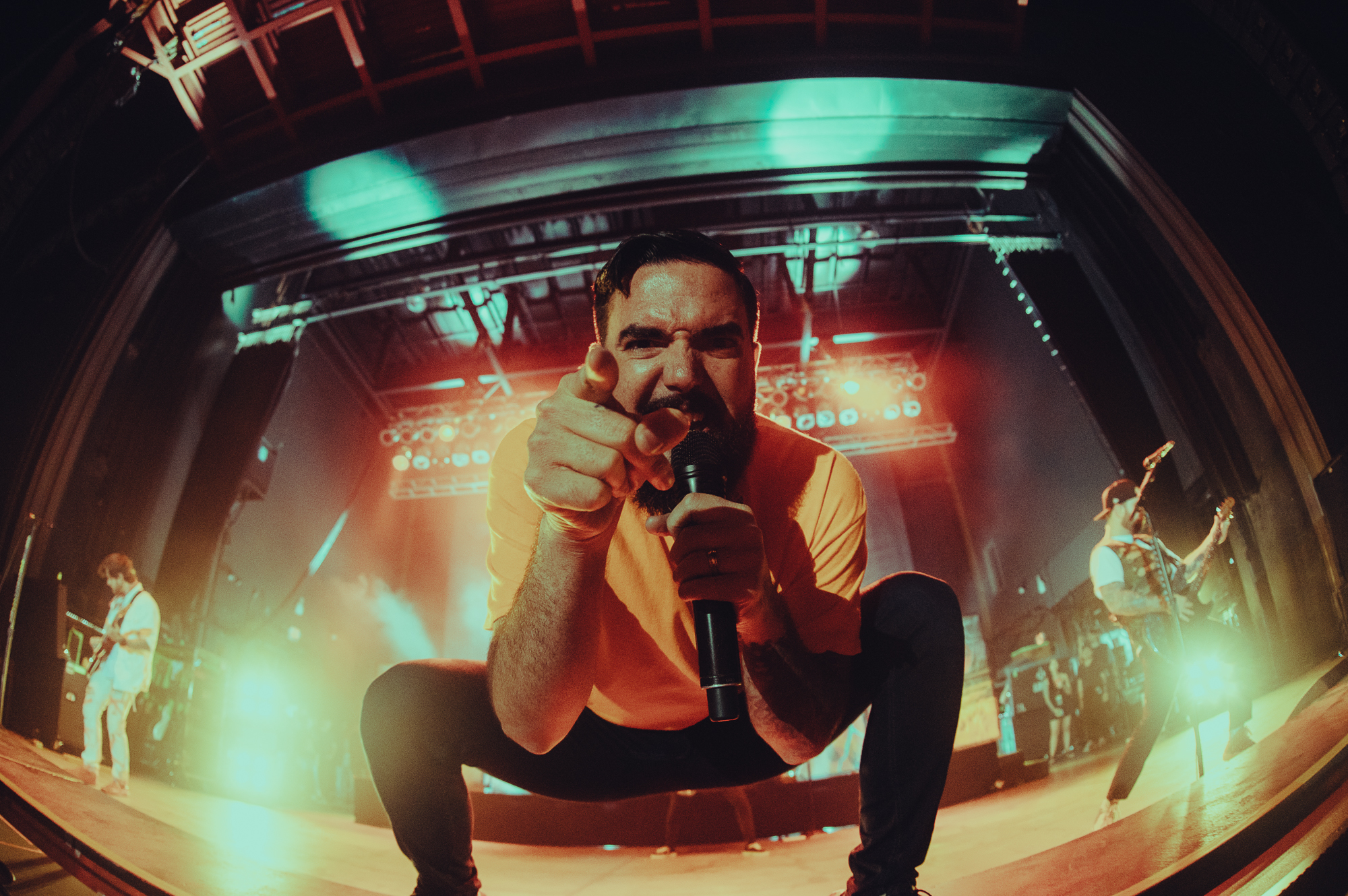 A Day To Remember – Knocked Loose – Boston Manor // Columbus, OH 6.5.19