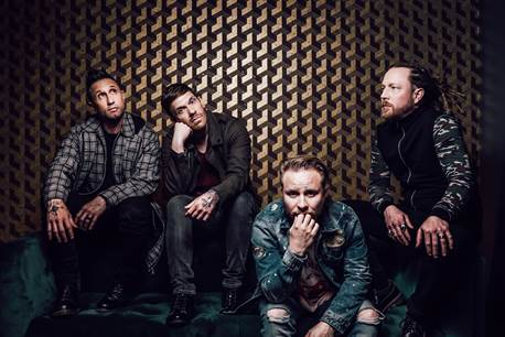 "Shinedown release their new animated video for ""MONSTERS"""
