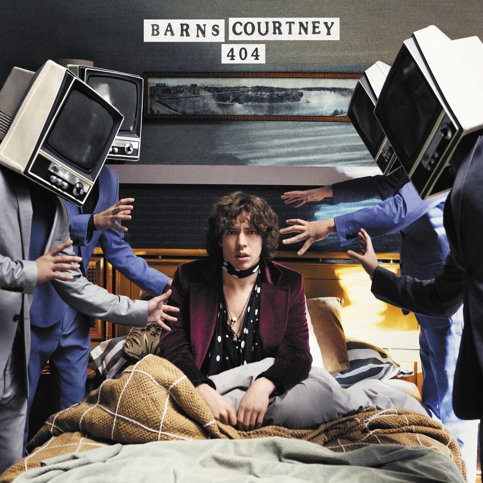 "Album Review: Barns Courtney ""404"""