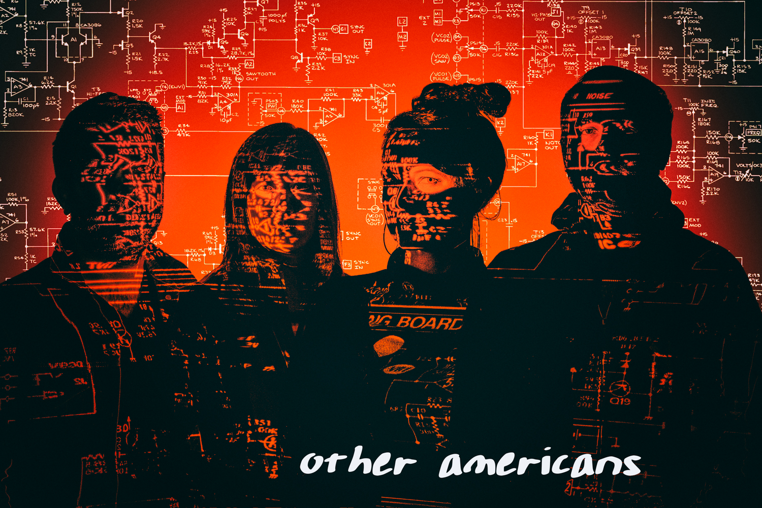 "Other Americans release video for ""Neon Sunrise"" from upcoming EP"
